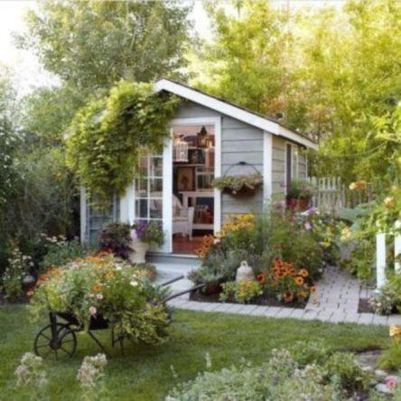 Captivating ideas for backyard studio office 01