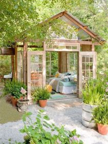 Captivating ideas for backyard studio office 05
