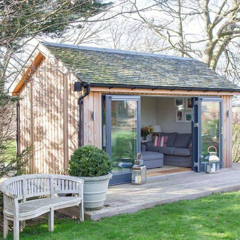 Captivating ideas for backyard studio office 11