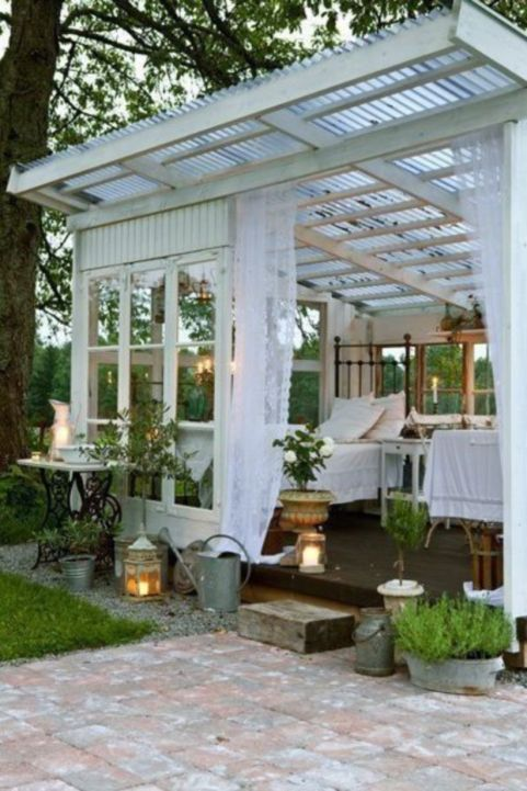 Captivating ideas for backyard studio office 13