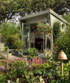 Captivating ideas for backyard studio office 14