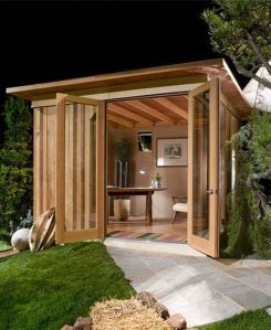 Captivating ideas for backyard studio office 19