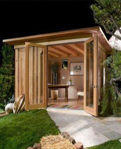 Captivating ideas for backyard studio office 19