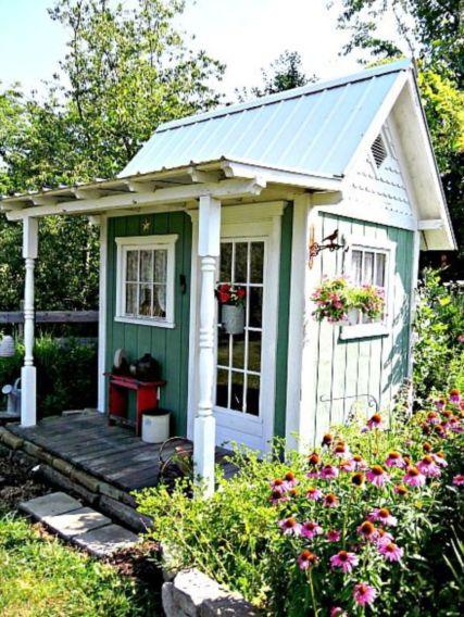 Captivating ideas for backyard studio office 20