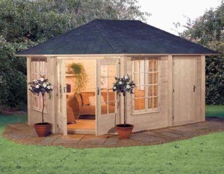Captivating ideas for backyard studio office 27
