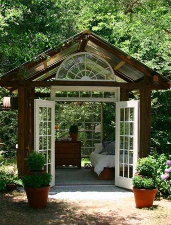 Captivating ideas for backyard studio office 29