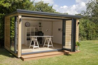 Captivating ideas for backyard studio office 38