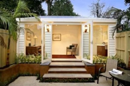 Captivating ideas for backyard studio office 39