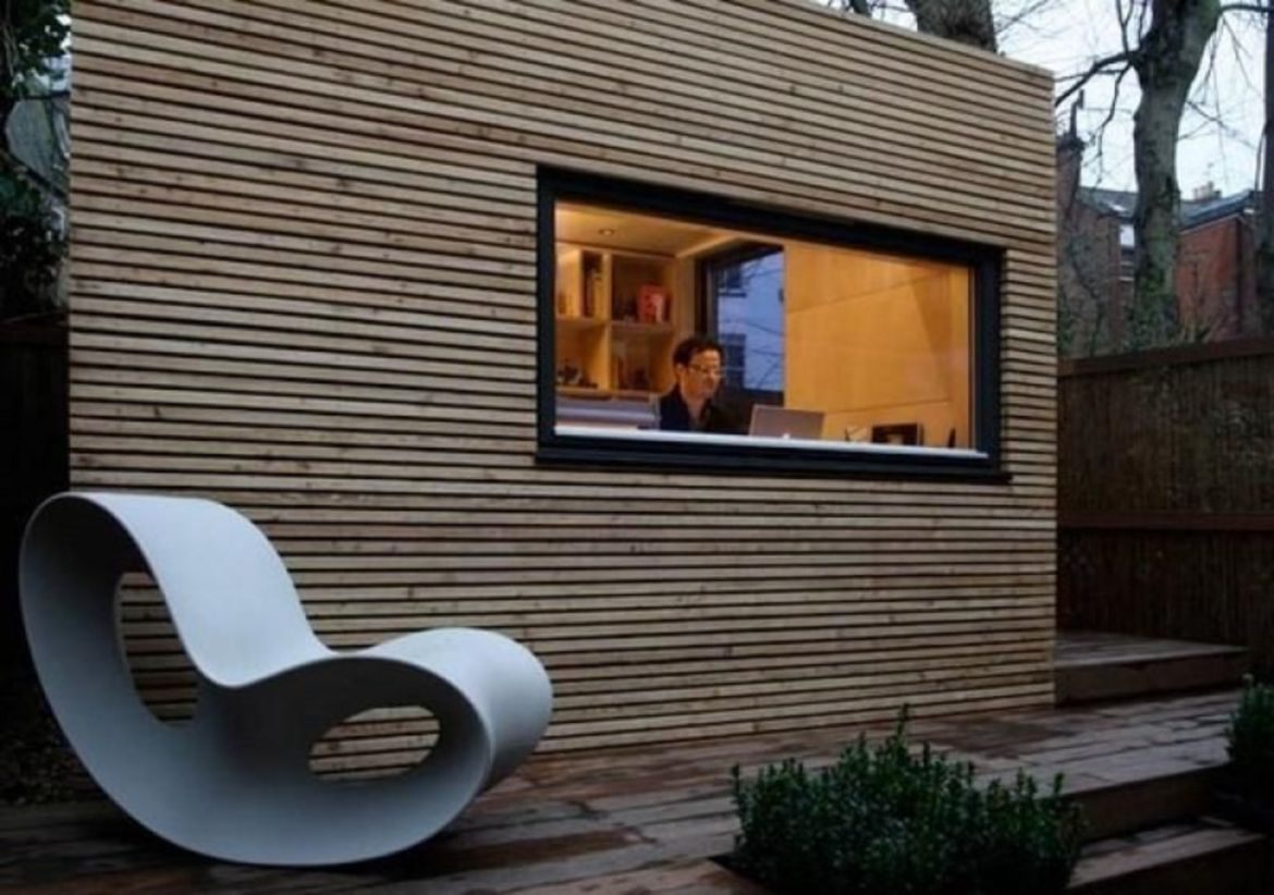 Captivating ideas for backyard studio office 40