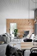 Charming gray living room design ideas for your apartment 31