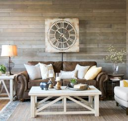 Charming gray living room design ideas for your apartment 40