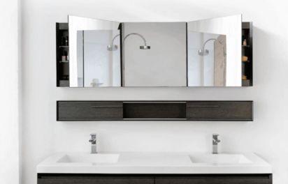 Cool bathroom mirror ideas 15