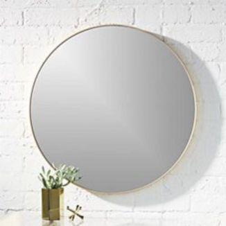 Cool bathroom mirror ideas 21