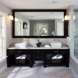 Cool bathroom mirror ideas 26
