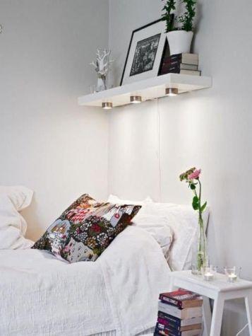 Cute diy bedroom storage design ideas for small spaces 11