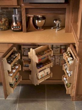 Cute diy bedroom storage design ideas for small spaces 30
