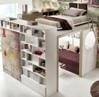 47 Cute Diy Bedroom Storage Design Ideas For Small Spaces Roundecor