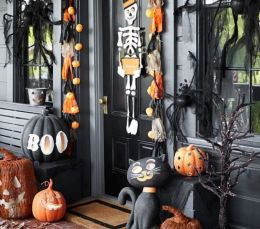Fantastic front porch decor ideas 34