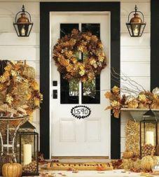 Fantastic front porch decor ideas 39