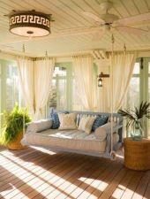 Fantastic front porch decor ideas 41