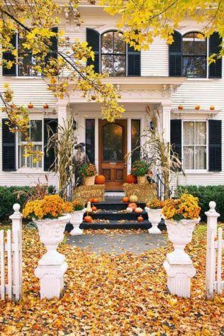 Fantastic front porch decor ideas 44