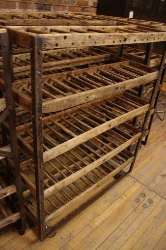 Luxury antique shoes rack design ideas 05