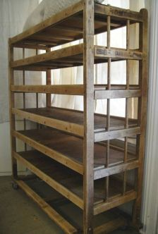 Luxury antique shoes rack design ideas 07
