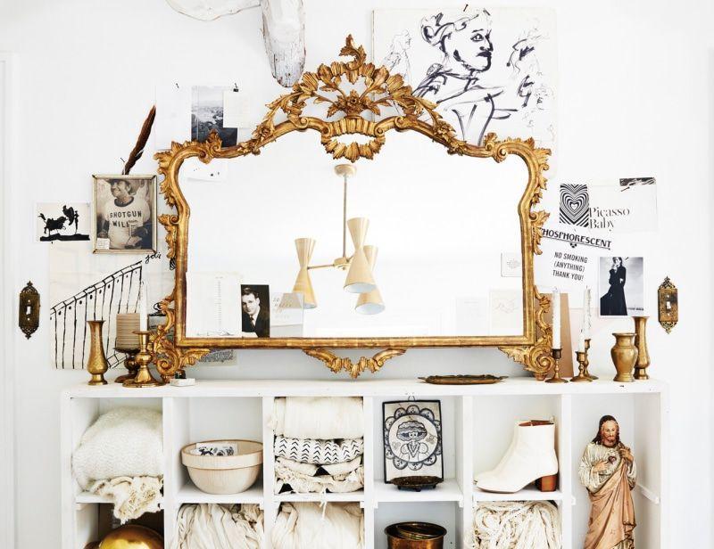 Luxury antique shoes rack design ideas 15