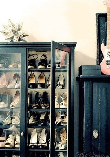 Luxury antique shoes rack design ideas 39
