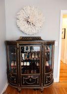 Luxury antique shoes rack design ideas 41