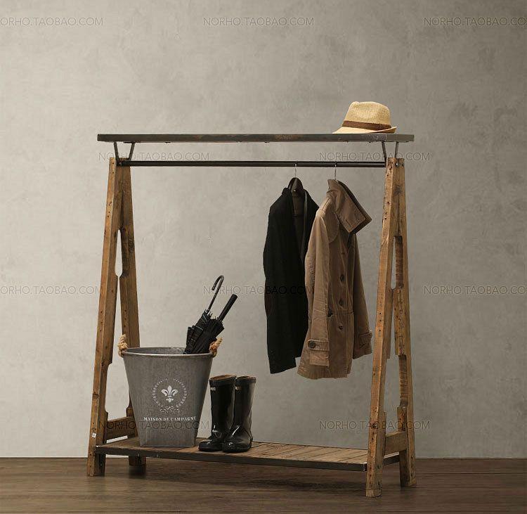 Luxury antique shoes rack design ideas 43
