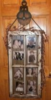 Newest diy vintage window ideas for home interior makeover 37