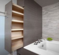Perfect master bathroom design ideas for small spaces 11