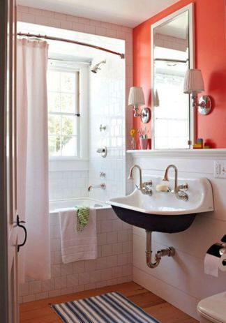 Perfect master bathroom design ideas for small spaces 12