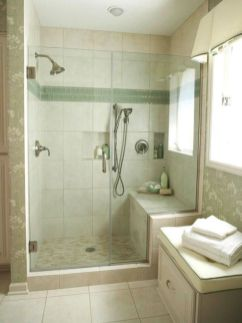 Perfect master bathroom design ideas for small spaces 20