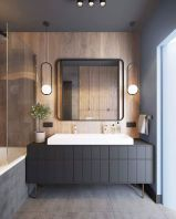 Perfect master bathroom design ideas for small spaces 33