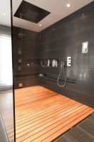 Perfect master bathroom design ideas for small spaces 34