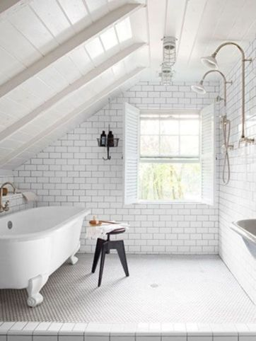 Perfect master bathroom design ideas for small spaces 42