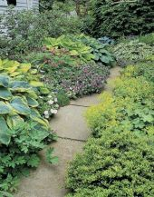 Stunning landscape pathways ideas for your garden 03
