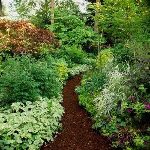 Stunning landscape pathways ideas for your garden 21