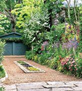 Stunning landscape pathways ideas for your garden 28