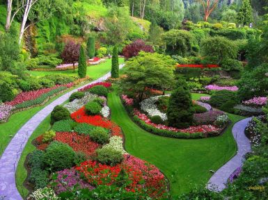 Stunning landscape pathways ideas for your garden 45