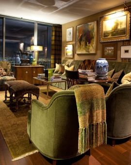 Wonderful traditional living room design ideas 08