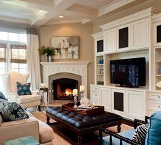 Wonderful traditional living room design ideas 29