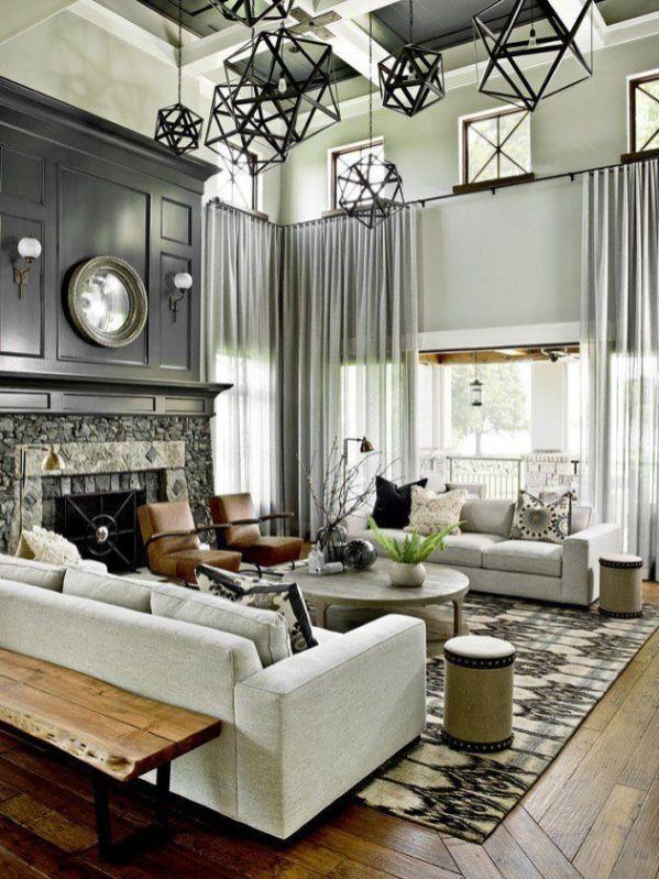 Wonderful traditional living room design ideas 36