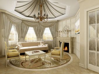 Wonderful traditional living room design ideas 43