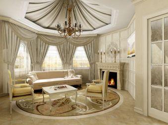 Wonderful traditional living room design ideas 43