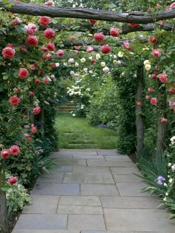 Amazing garden decor ideas 19