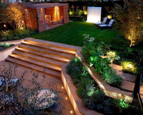 Amazing garden decor ideas 38