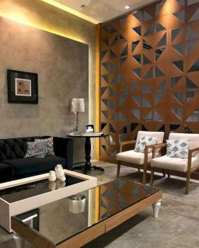 Astonishing partition design ideas for living room 02